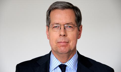 DIG-Präsident Reinhold Robbe
