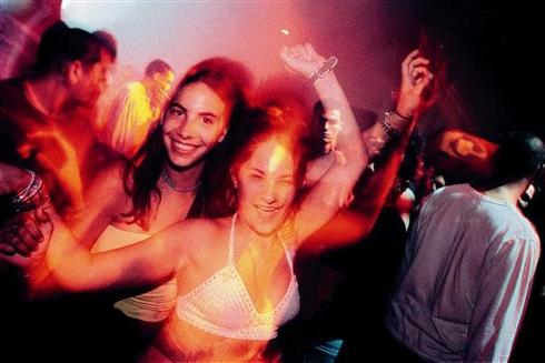 Party in Tel Aviv