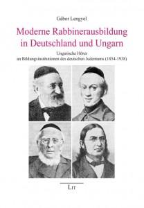 Buch: Moderne Rabbinerausbildung in Deutschland und Ungarn